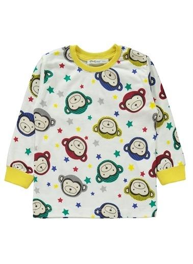 Civil Boys Civil Boys Erkek Çocuk Pijama Takımı 2-5 Yaş Yeşil Civil Boys Erkek Çocuk Pijama Takımı 2-5 Yaş Yeşil Sarı